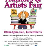 Lane Library League A and A Fair smaller
