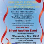 NAMI LC Holiday Dinner Flyer