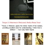 Tanya J. Peterson's National Radio Book Tour