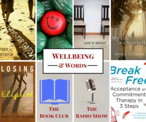 Wellbeing & Words offers programming for your mental health and bookish needs.