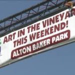 art in the vineyard