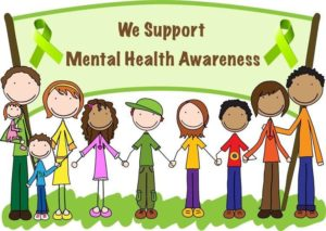 We can all do things to increase understanding and reduce the stigma surrounding mental illness.