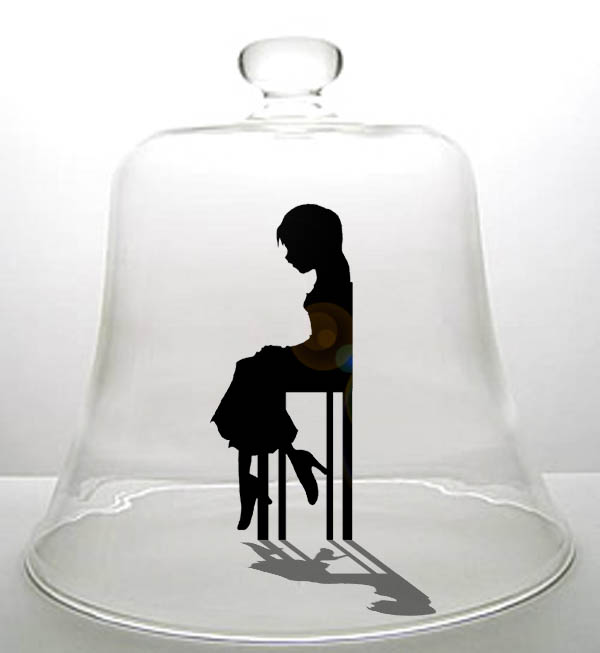 under the bell jar it s hard to fight insanity when you re  bell jar