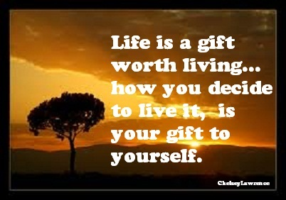 Make a Life Worth Living
