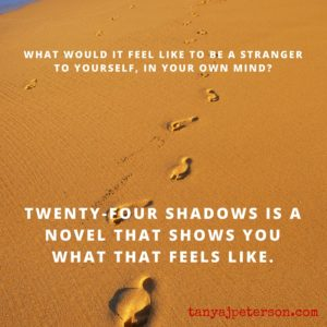 What would it feel like to be a stranger to yourself, in your own mind-