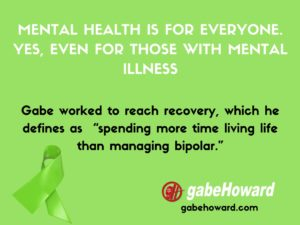 Mental Health Awareness Month: Mental Health is for Everyone on Wellbeing & Words