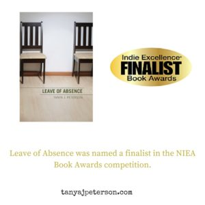 Leave of Absence is a novel that follows Oliver and Penelope as they struggle and triumph with depression, grief, PTSD, and schizophrenia.