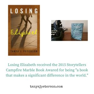Losing Elizabeth is a story for teens of all ages. It's the story of high school student Elizabeth and what happens when her relationship with Brad become toxic.