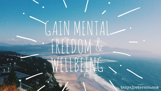 You can gain mental freedom from problems and challenges. Here are ways to achieve this freedom and experience wellbeing.