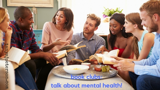 Mental health book clubs allow us to talk about mental health in a new way. Explore the benefits of a mental health book club and get tips on starting one.