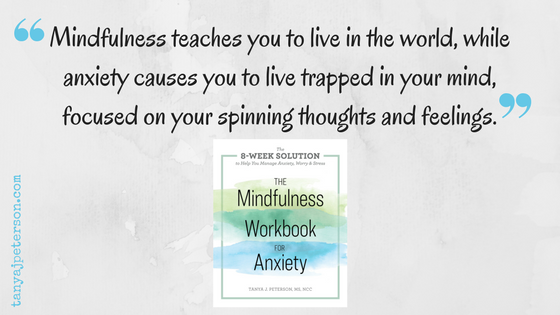 Mindfulness is effective in reducing anxiety and in creating a calm, peaceful quality life worth living. Learn more here.